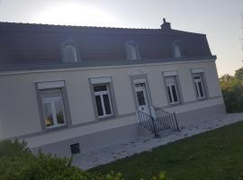 Gîte Augifi, Saint-Folquin