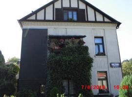 Apartmán v secesní vile, Úpice (Batňovice yakınında)