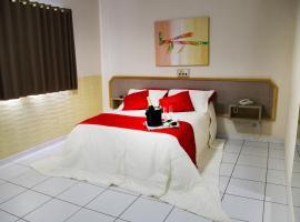 Litani Park Hotel, Santa Fé do Sul (Ilha Solteira yakınında)