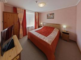 Hotel Dzemgi, Komsomolsk-na-Amure