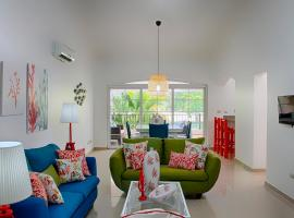 Apartamento Tropical en Cocotal Golf