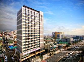 Hotel Shalom Jeju