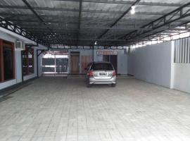 Rembulan Guest House, Jombang (рядом с городом Peterongan)