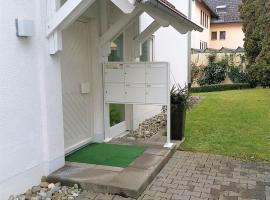 Ferienwohnung Nina, Uhldingen-Mühlhofen (Unteruhldingen yakınında)