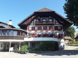Hotel Bären Bern-Neuenegg, Neuenegg (Ueberstorf yakınında)