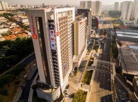 Adagio Aparthotel S. B. Campo, São Bernardo do Campo