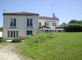 Villa Chanterelle, Échillais (рядом с городом Trizay)
