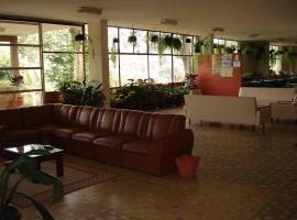 Itanhandu Camping Hotel, Itanhandu (Passa Quatro yakınında)
