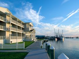 Hampton Inn & Suites Chincoteague-Waterfront, Va