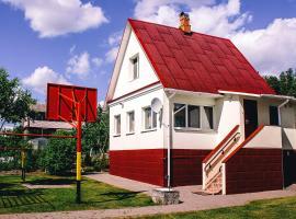 Family House Uzborie, Raubichi (Ostroshitskiy Gorodok yakınında)