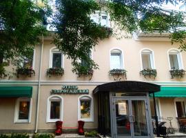 Отель «Старосадский»
