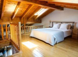 La cabana dels Isards, Alp