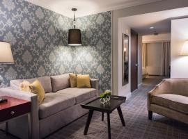 The Graham Hotel Washington DC Tapestry Collection by Hilton