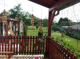 Ferien Haus Balaton, Kéthely (рядом с городом Marcali)