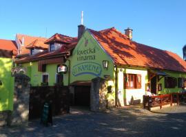 U Bláhů, Šestajovice (Horoušánky yakınında)