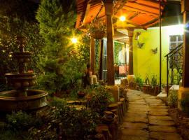 Hotel Casa del Jardín, Quetzaltenango
