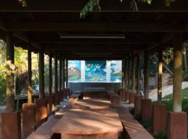 Eco-Hotel Shangri-La, Эль-Чимбо (рядом с городом Валье-де-Анхелес)