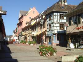 Maison Bleue, Саверн (рядом с городом Schwenheim)