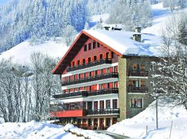 Hôtel Vacances Bleues Les Chalets du Prariand