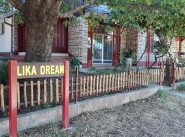 Lika Dream - Obradovic, Donji Lapac