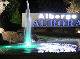 Albergo Aurora, Castenaso