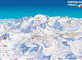 Appartamento in residence: sulle piste da sci