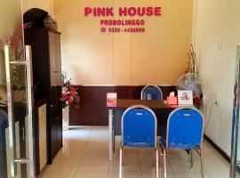 Pink House, Probolinggo (рядом с городом Paiton)