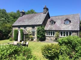Afon Wen Holiday Cottage, Llandderfel (рядом с городом Pale)