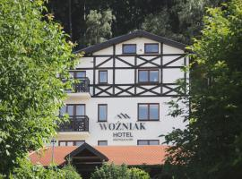 Hotel Woźniak Boutique & SPA, Карпач