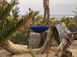 Vista Bonita, Cabo Guinjata (рядом с регионом Inharrime)