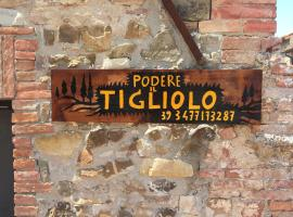 Podere Il Tigliolo, Castiglione d'Orcia