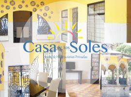 Casa de los Soles B&B Hostal, Guadalajara