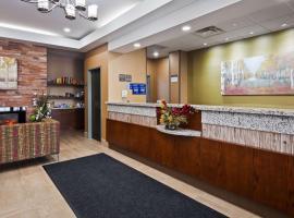 Best Western Plus Fergus Hotel, Fergus (Elora yakınında)