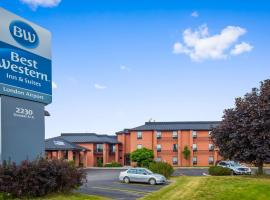 Best Western London Airport Inn & Suites, London (Thamesford yakınında)