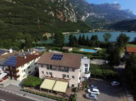 Albergo Miralaghi, Padergnone (Vezzano yakınında)