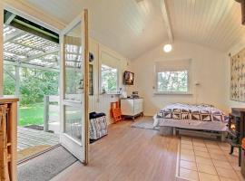 Studio Holiday Home in Ribe, Ribe (Favrlund yakınında)