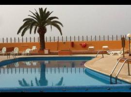 Relax yourself in Vallegranrey, La Playa Calera
