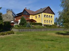 Johannisstein, Krompach (Kurort Oybin yakınında)