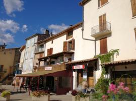 Auberge Roman, La Javie