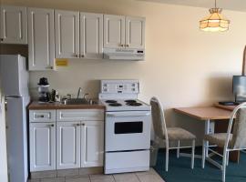 Western Budget Motel #3 Whitecourt, Whitecourt (Mayerthorpe yakınında)