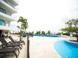apartahotel cartagena, Cartagena de Indias (Puerto Tierrabaja yakınında)