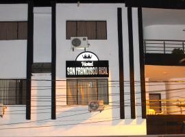 Hotel San Francisco Real, Montelíbano (Los Manguitos yakınında)