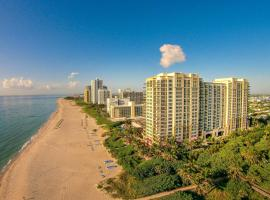 Palm Beach Resort & Spa Singer Island #911, Riviera Beach