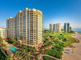 Palm Beach Resort & Spa Singer Island #1608, Riviera Beach