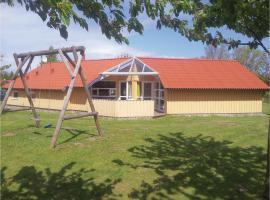 Five-Bedroom Holiday Home in GroSs Mohrdorf, Groß Mohrdorf