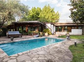 Luxury Villa on the Tiber, Marcigliana