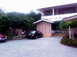 Telecentre Guesthouse, Achimota (рядом с городом Anumle)