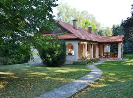 Mátraszentimre Borostyán Vendégház, Mátraszentimre (рядом с городом Mátraszentistván)