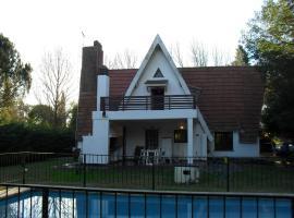 Casa en exclusivo Country - Pilar, Pilar (General Rodríguez yakınında)