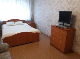 Apartments on Komarovskogo 9